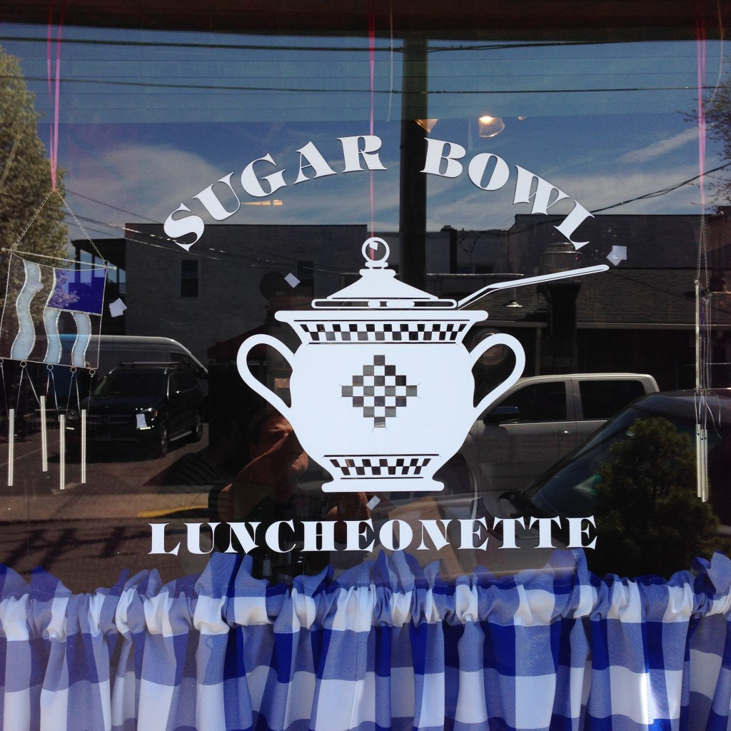A Classic Luncheonette